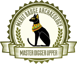 Merit Badge: Archaeology