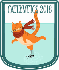 Participation Badge: Catlympics