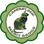 Group logo of Merit Badge: Camouflage