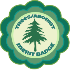 Group logo of Merit Badge: Trees!