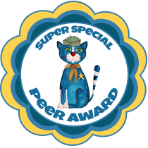 Super Duper Special Peer Award